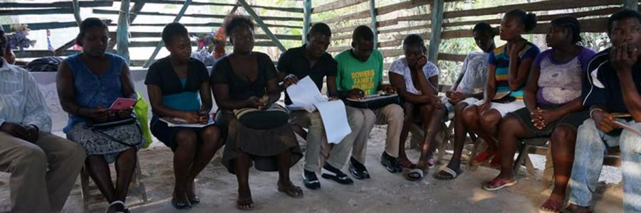Haiti savings group saves over $3,000 USD since October
