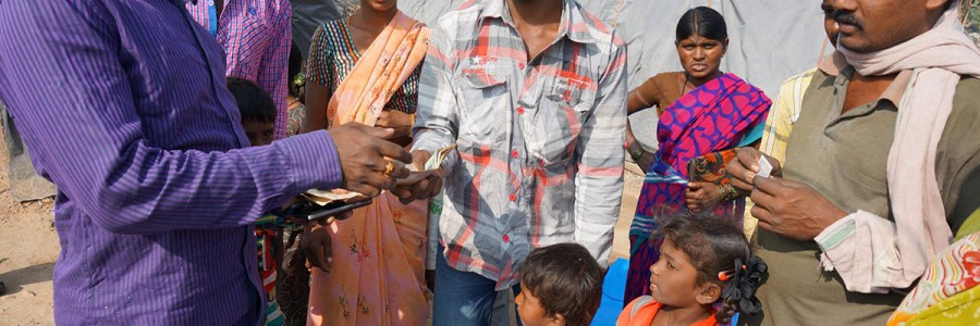 Savings Groups in Hyderabad, India