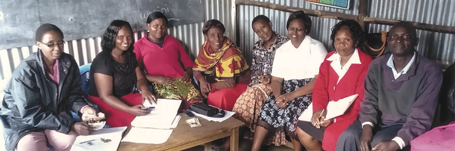 Savings Groups Help To Provide Financial Services