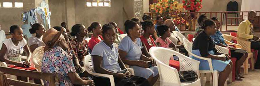 Does God Have A Role For Open Hands In Ethiopia